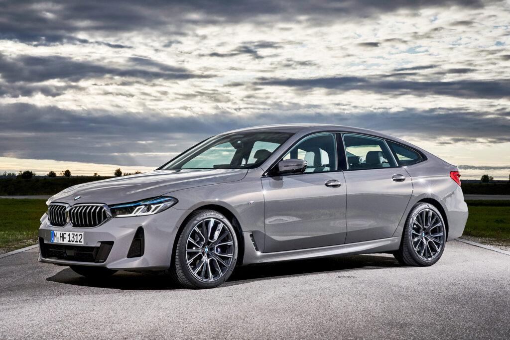 Seria 6 Gran Turismo facelift