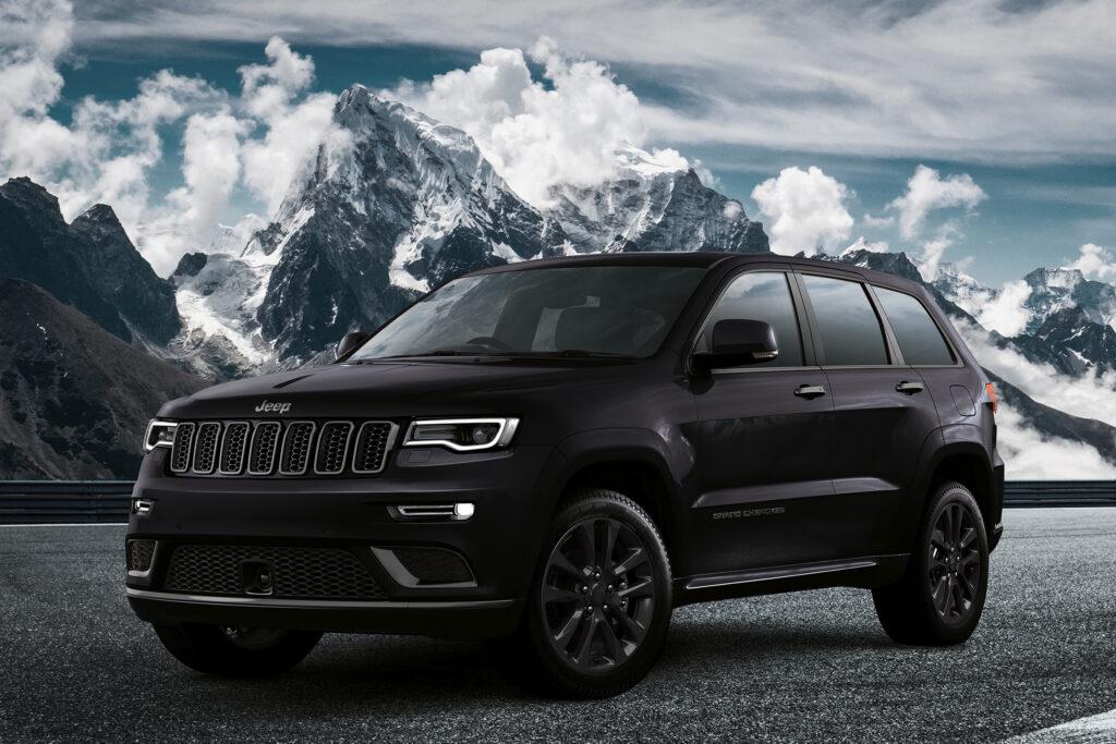 Grand Cherokee facelift