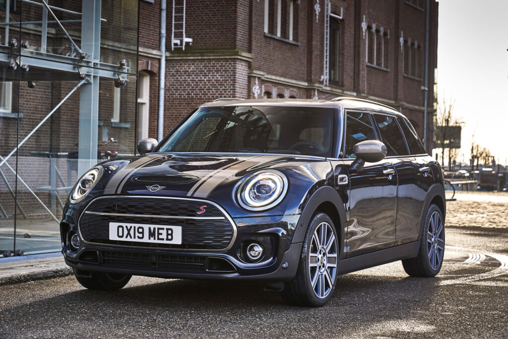 Clubman facelift
