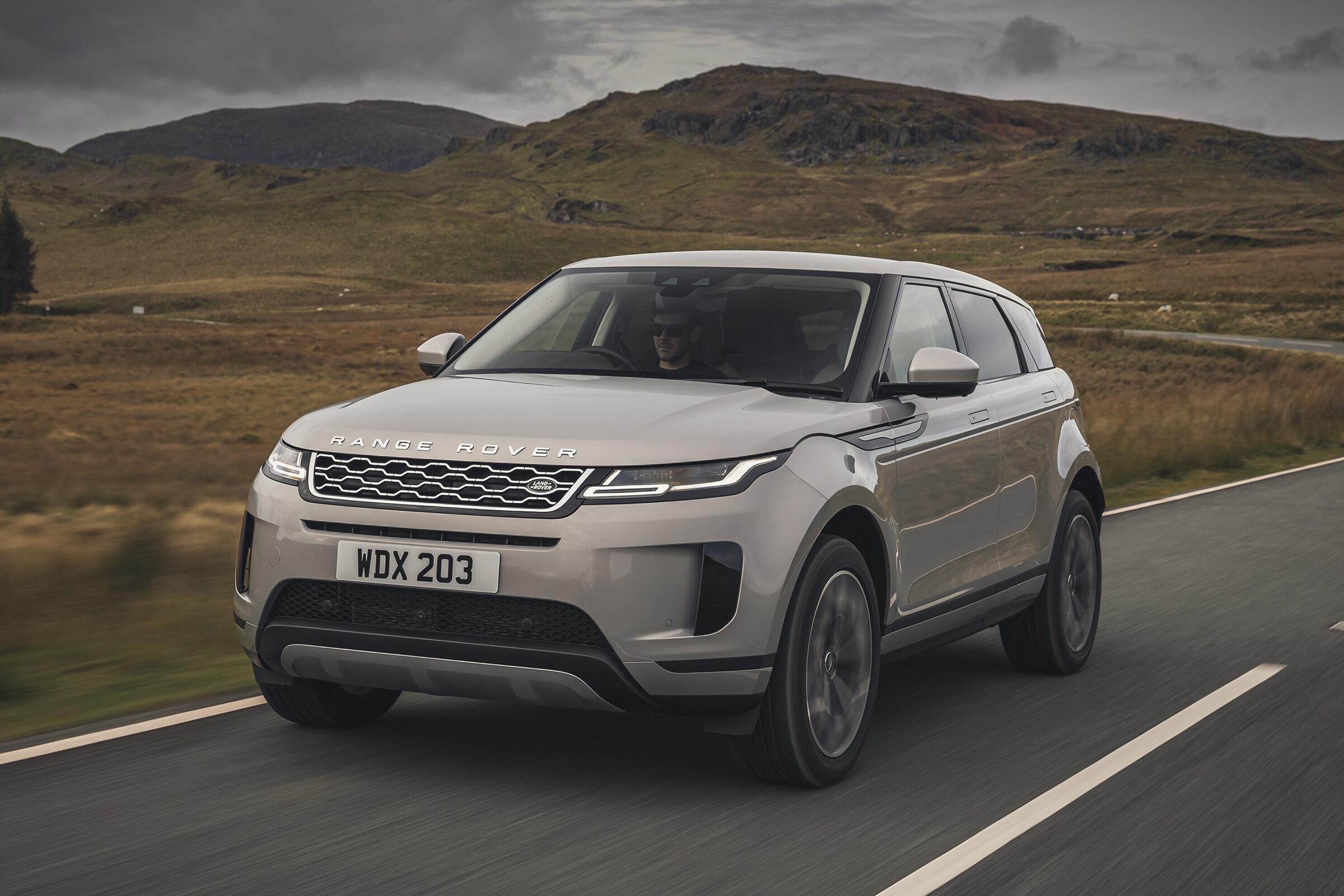 EvoqueRange Rover