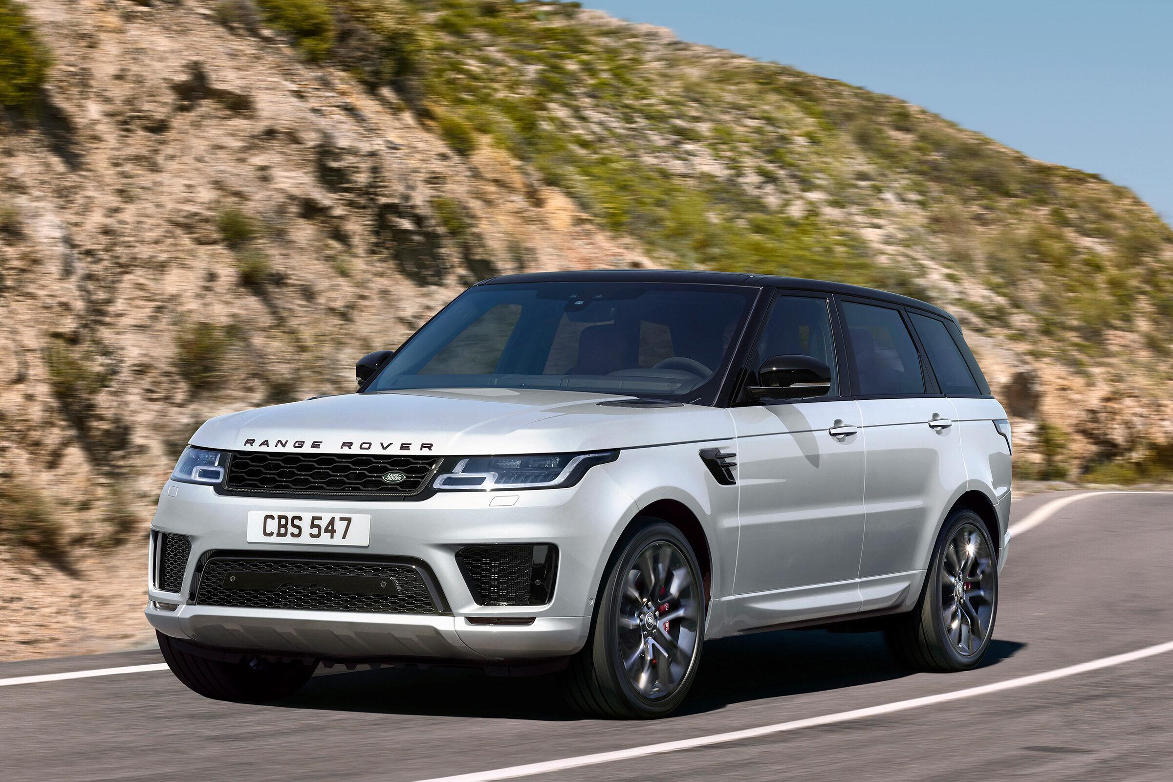 Range Rover Sport faceliftRange Rover