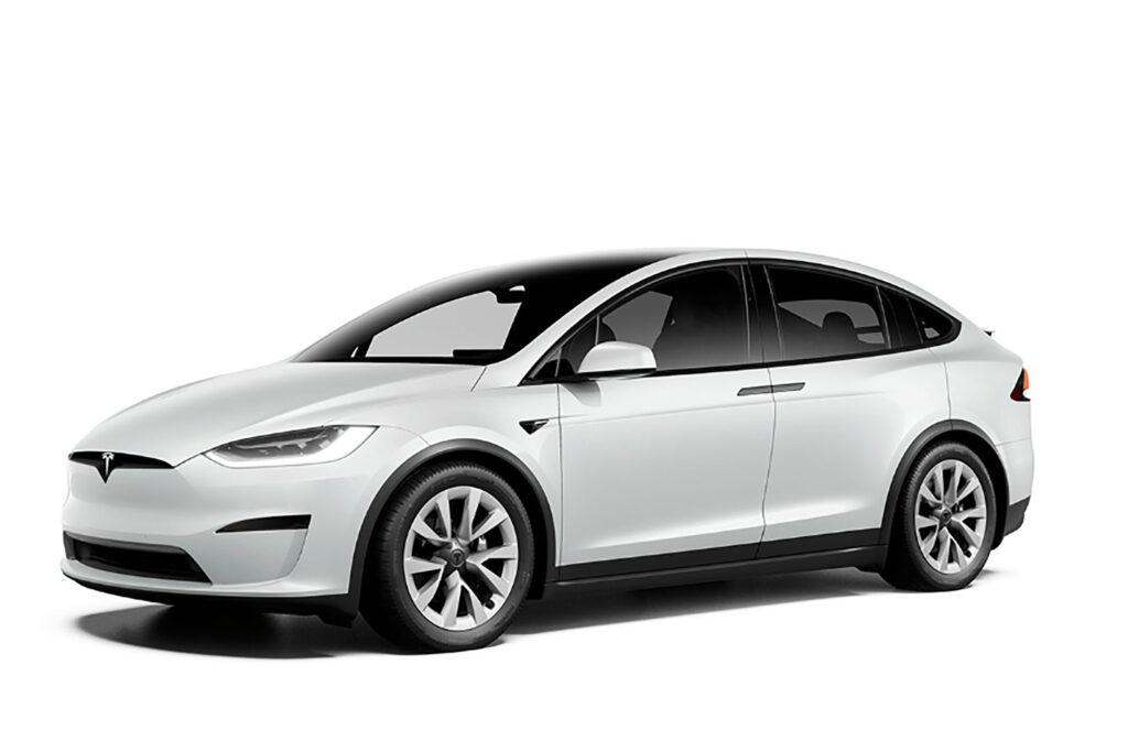 Model X facelift