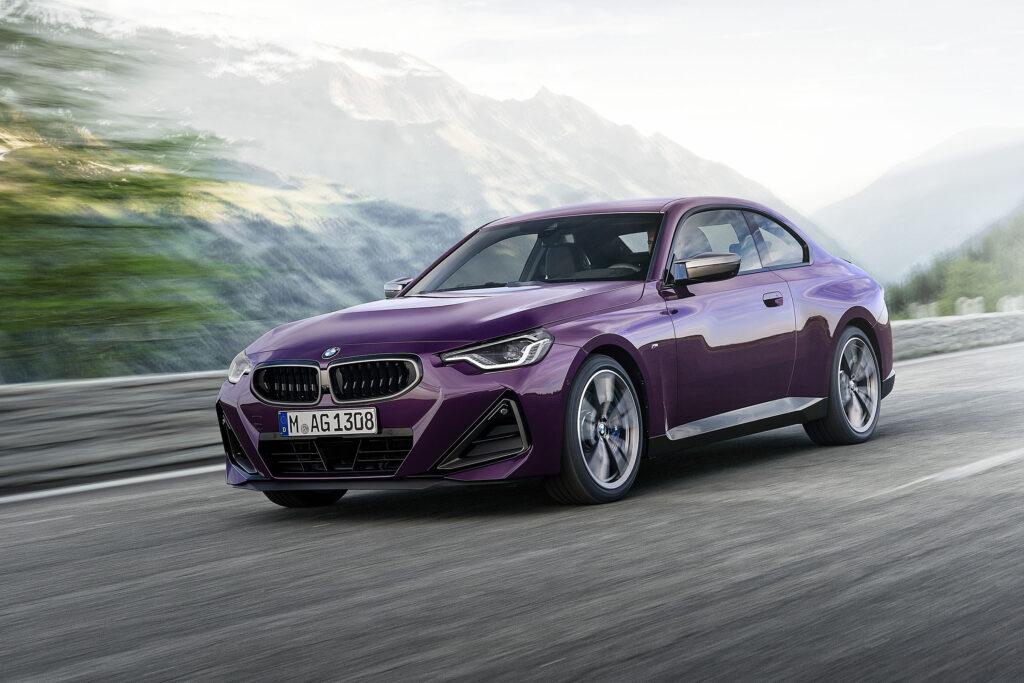 BMW Seria 2 Coupé